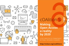 illustration Open science: adoption in 11 European countries and for ERC programmes of obligatory open access for publications