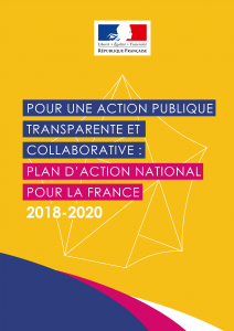 illustration Pour une action publique transparente et collaborative (2018-2020)