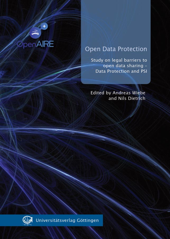 illustration Open Data Protection | Study on legal barriers to open data sharing – Data Protection and PSI