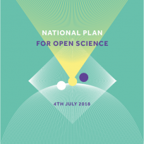 illustration National plan for Open Science | 4th July 2018