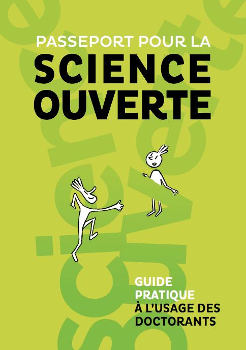 illustration Doctorantes, doctorants, bienvenue en science ouverte !