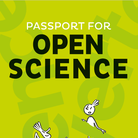 illustration Passport for Open Science – A Practical Guide for PhD Students